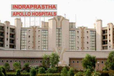 مستشفى أبولو تشيناي نيو دلهي
