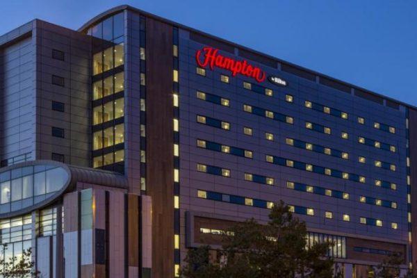 فندق هامبتون – هيلتون