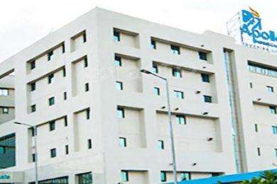 APOLLO HOSPITAL – CHENNAI