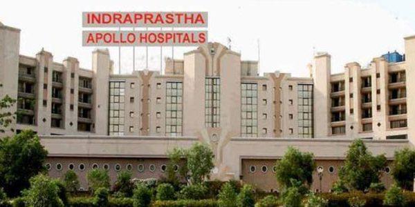 APOLLO HOSPITAL – NEW DELHI