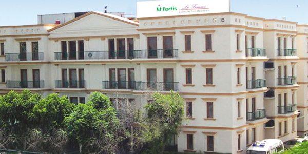 FORTIS HOSPITAL – NEW DELHI