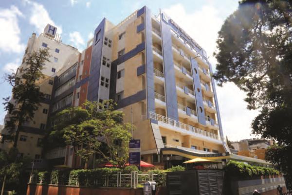 SAHEL GENERAL HOSPITAL